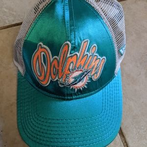 NFL Miami Dolphins New Era Hat